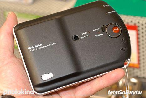 fujifilm PiVi MP-300 .....portable printer prints straight from camera