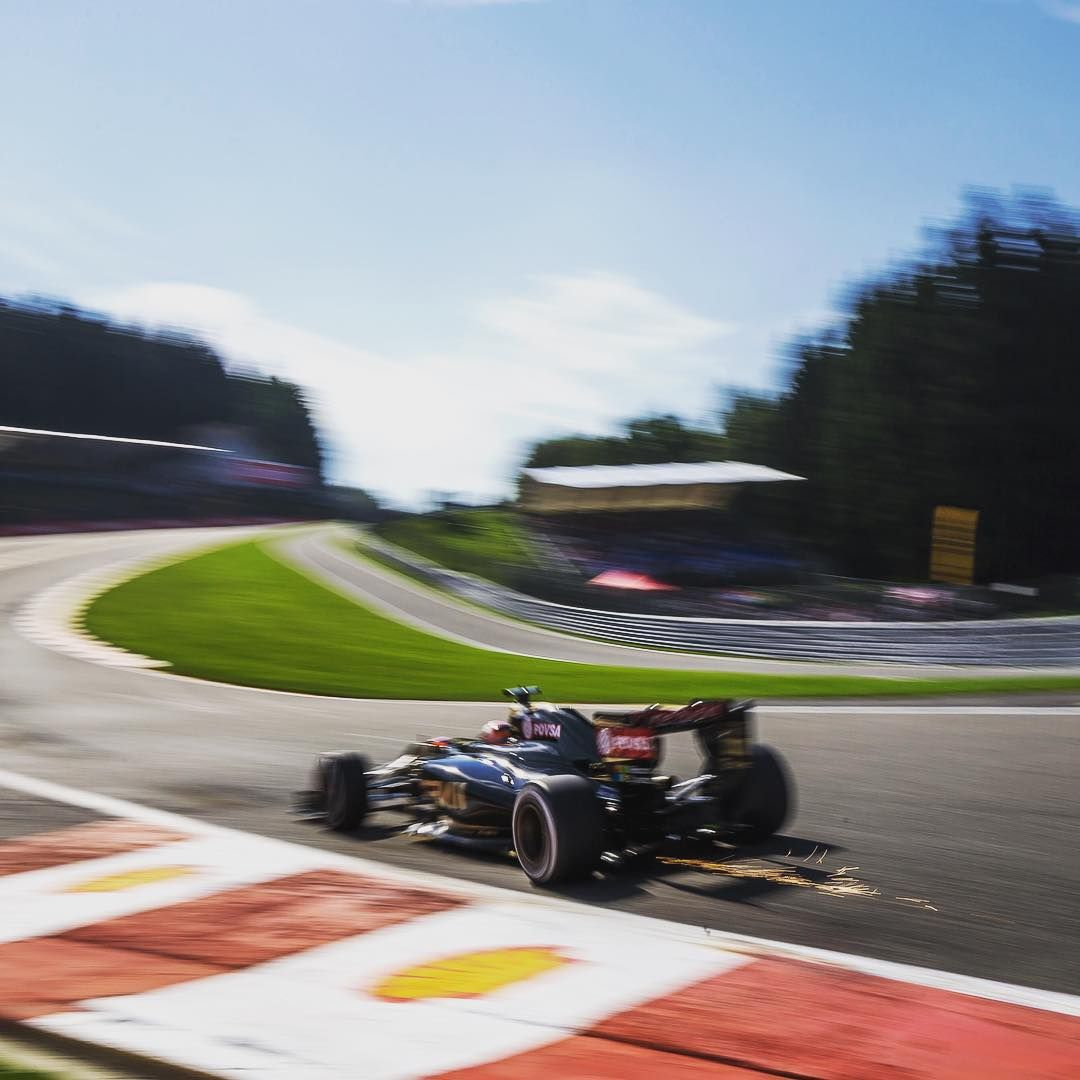 #Topshot of the day  Let's enjoy a good race tomorrow  #r8main #BelgianGP