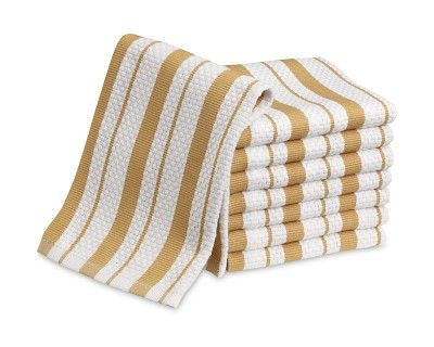 Williams-Sonoma Striped Dishcloth, Set of 8, Sale #williamssonoma