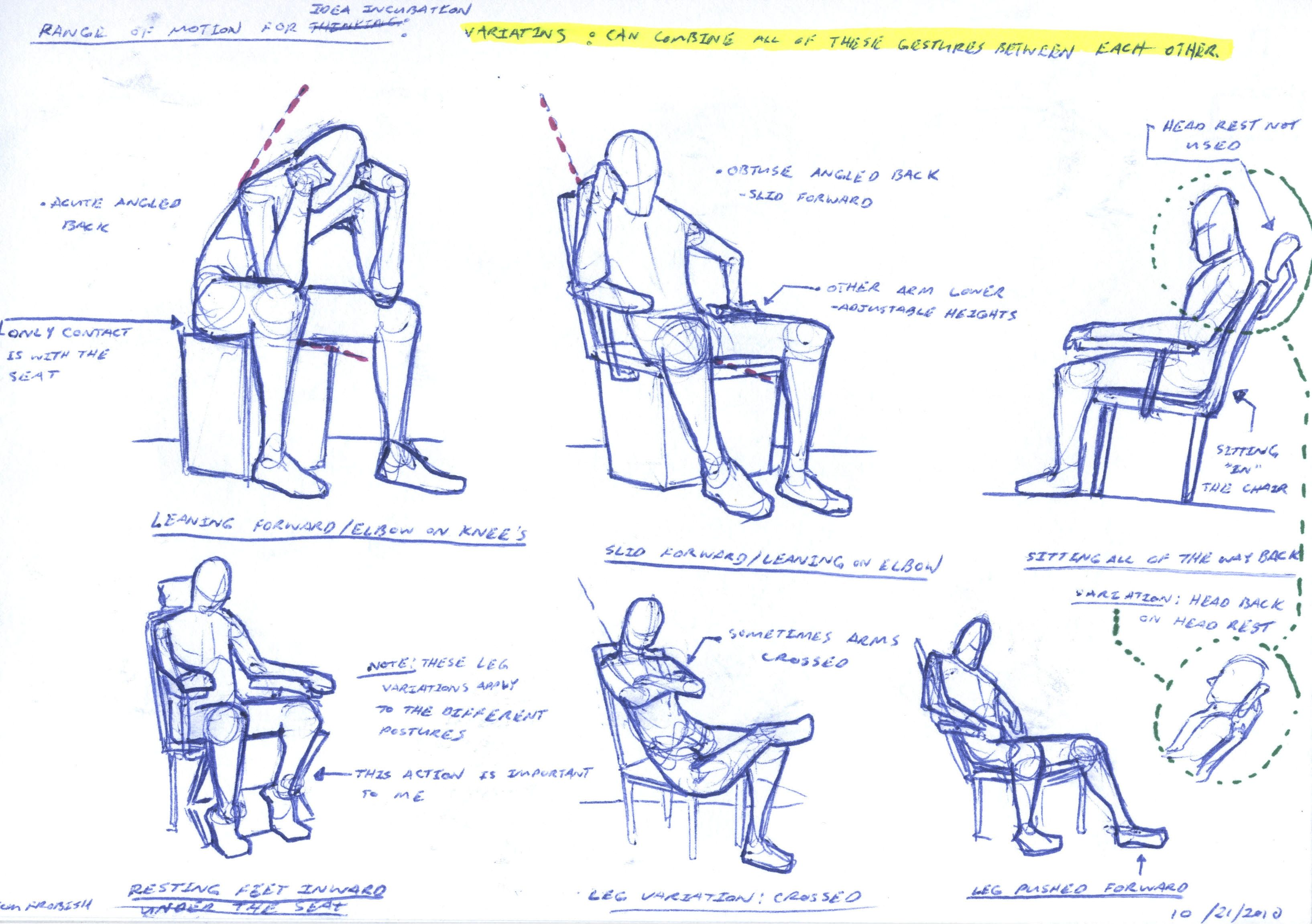 Different Sitting Positions Google Search Human Sketch Person Drawing Sketch Book