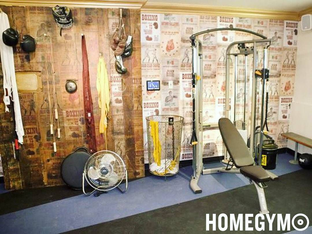 Submit your home gym pics to see it on our wall. And follow for ...