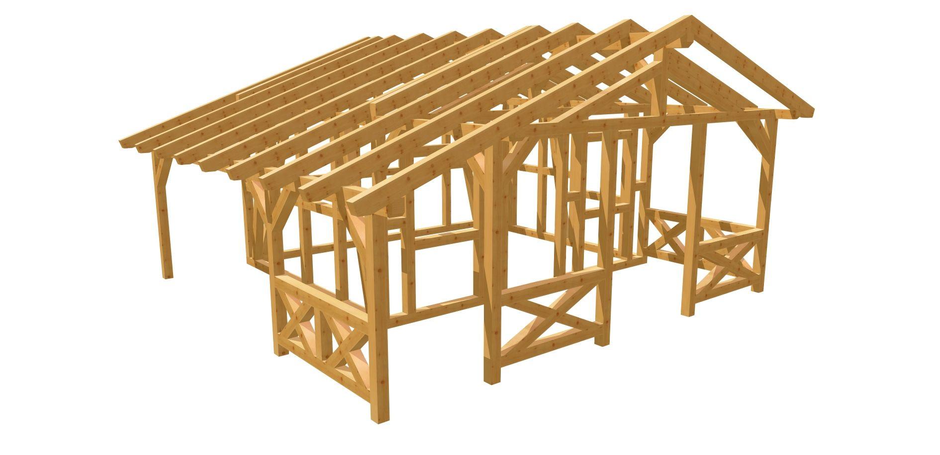 Bauplan Gartenhaus Mit Terrasse 5m X 4m Gartenhaus Bauen Gartenhaus Selber Bauen Gartenhaus