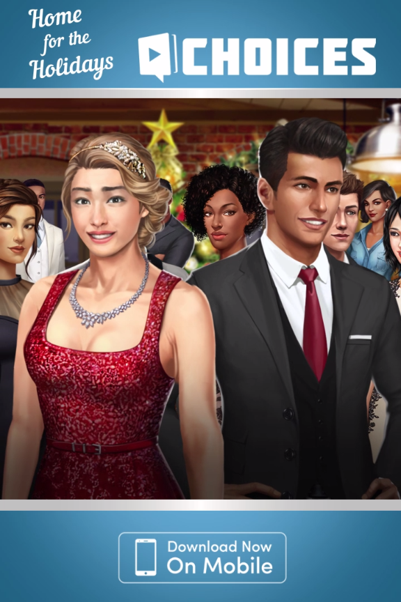Play Now! YOUR story, YOUR romance in the 1 interactive