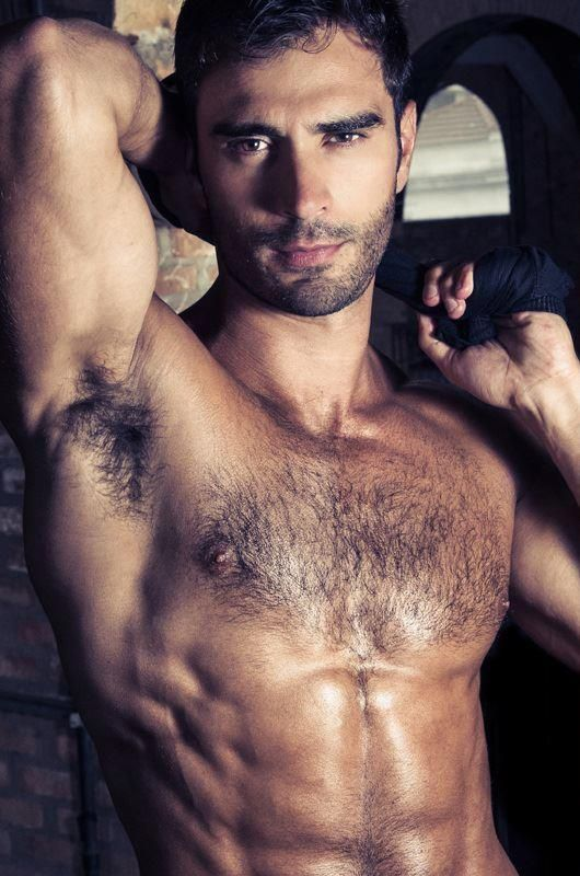 hairy male photo Armpit