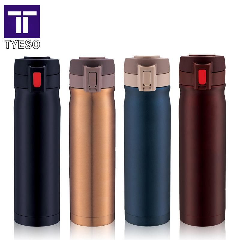 Thermos Thermo Mug Steel Stainless Portable Handle 500ml Travel AqRjL534
