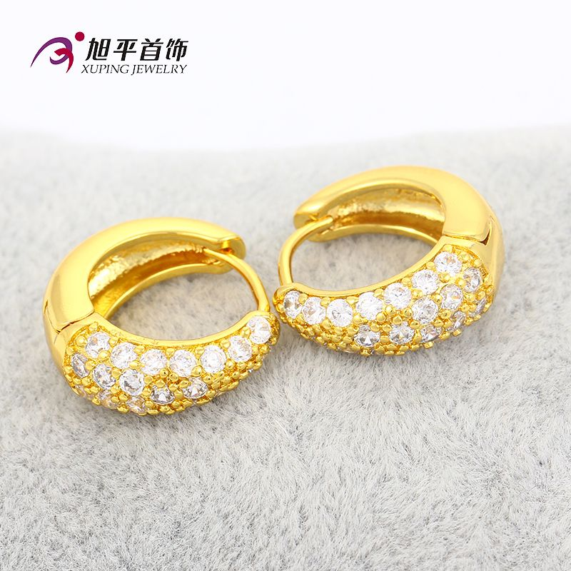 9c4e1688d Xuping dubai gold 24K wholesale imitation jewellery strass earrings for  women, View strass earrings, Xuping Jewelry Product Details from Xuping  Jewelry Co., ...