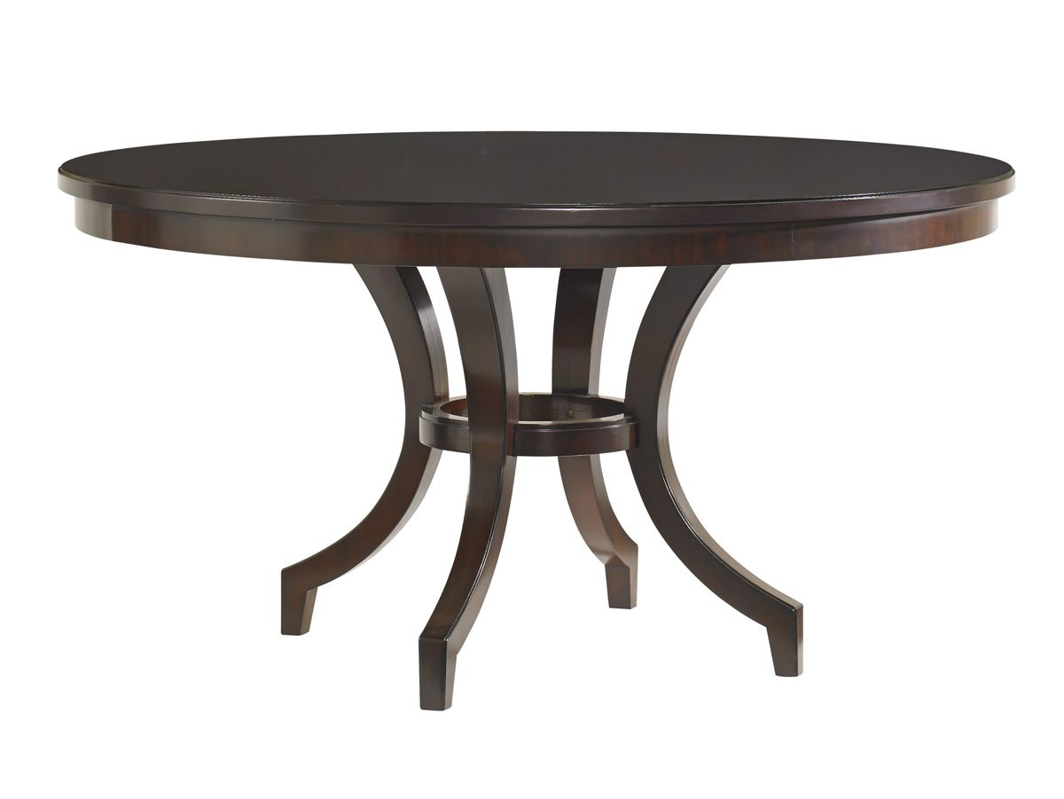 Kensington Place Beverly Glen Round Dining Table