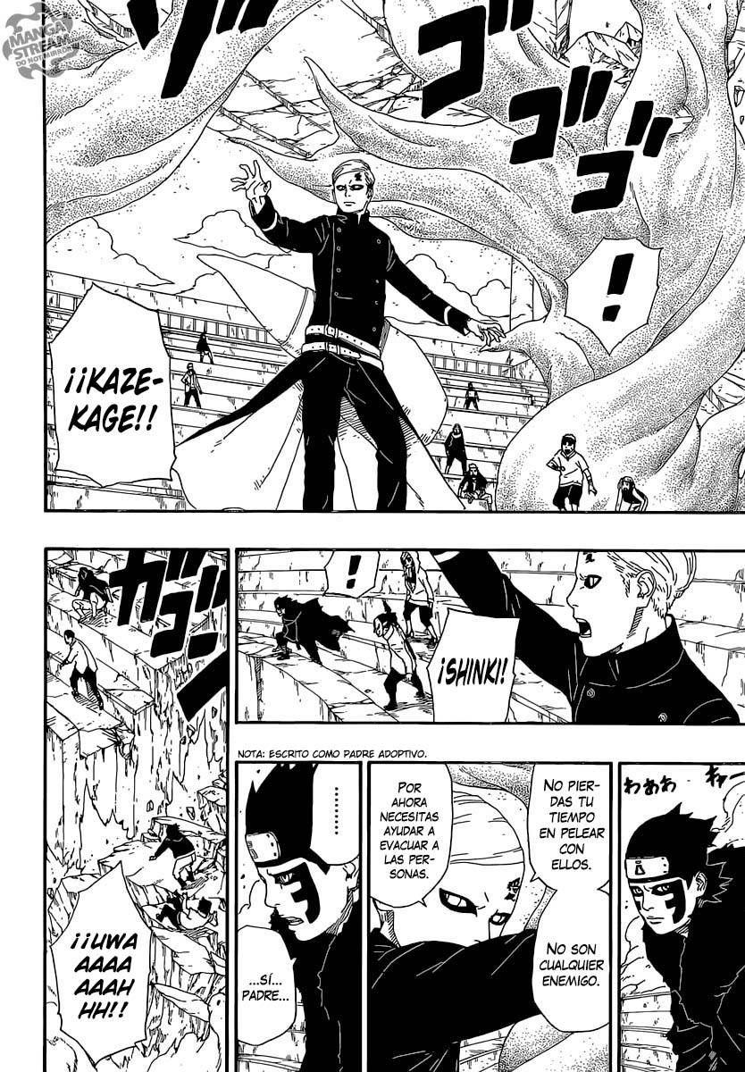 Boruto Manga 5 (Español) Ilustração