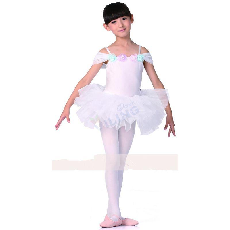 27a002f4cd31 children tutu skirt Children Girls Gymnastics Dance Dress Kids Girl ...