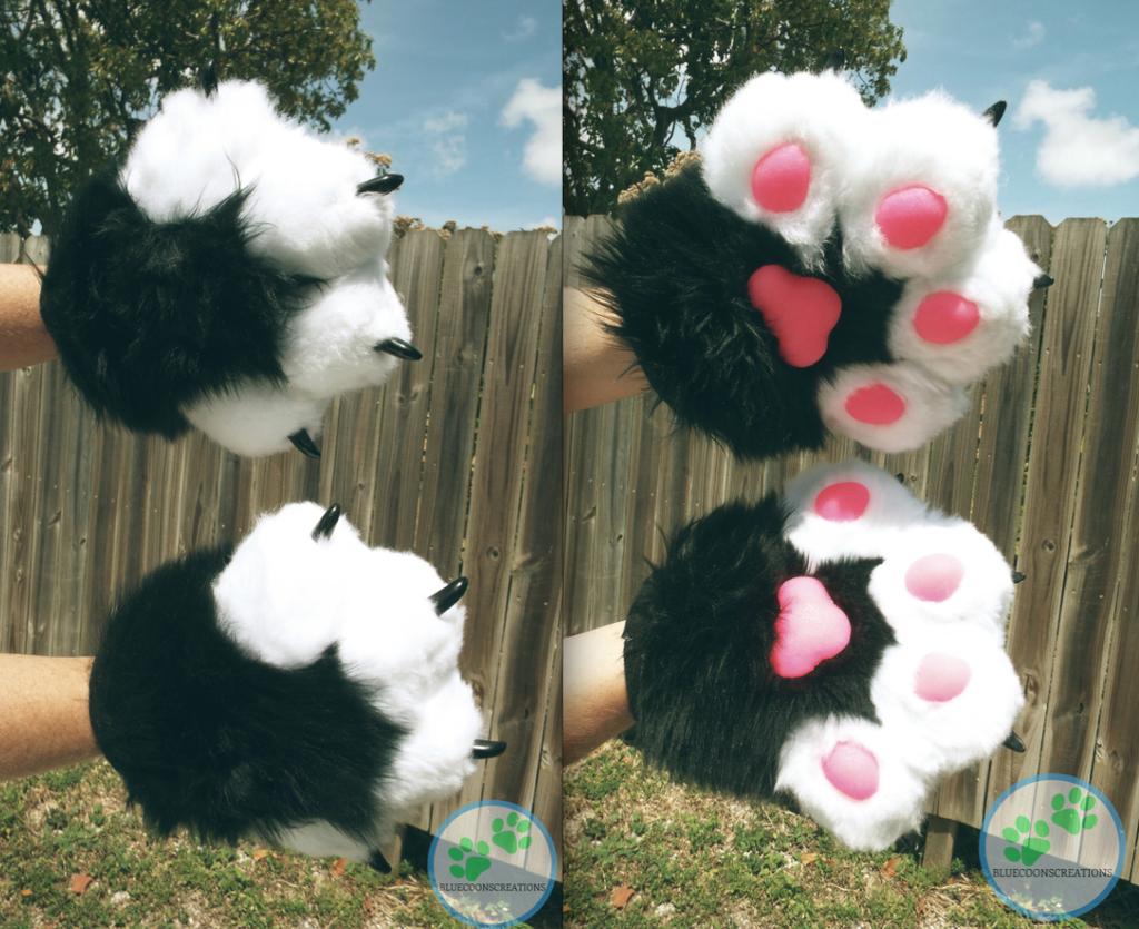 Cute Fursuit Paws Google Search Fursuit Fursuit Paws