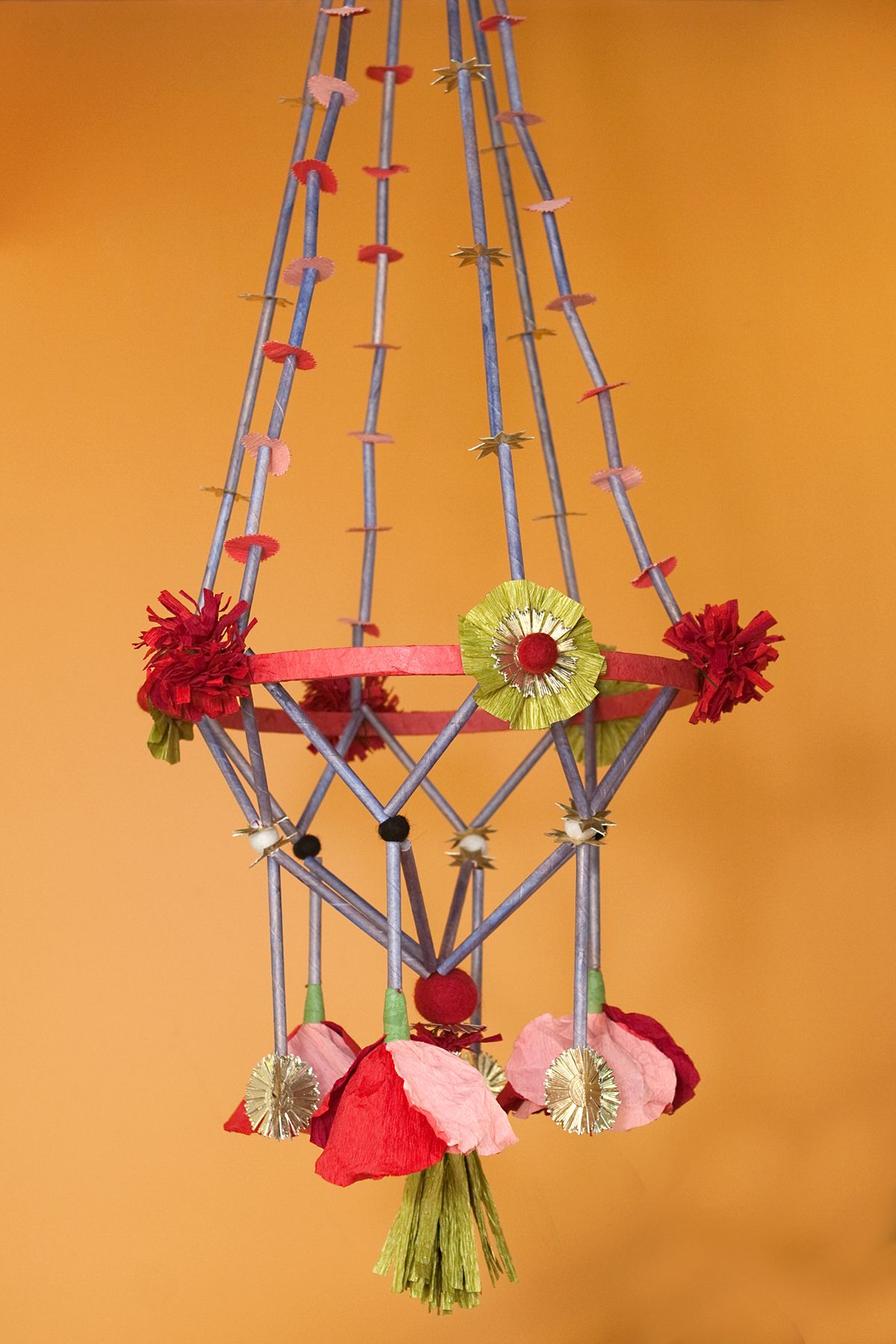 Make This Chandelier With Mia Semingson at The Makerie Craft ... for Paper Chandelier Craft  143gtk