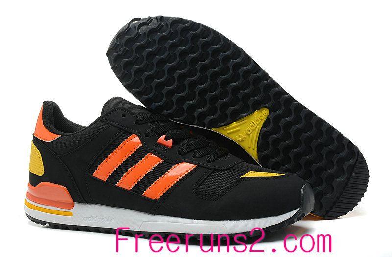 negozio a meta 'squadra arancione adidas zx700 mens blackout in bianco