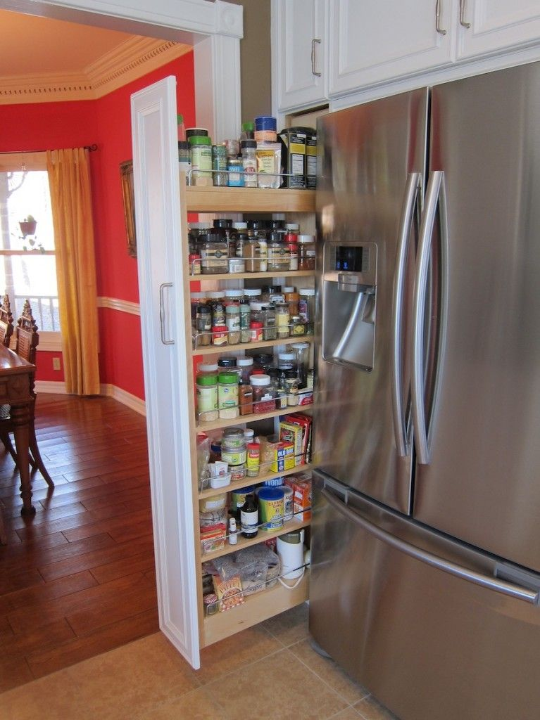 Pull Out Spice Rack Spice Rack Pinterest Pantry