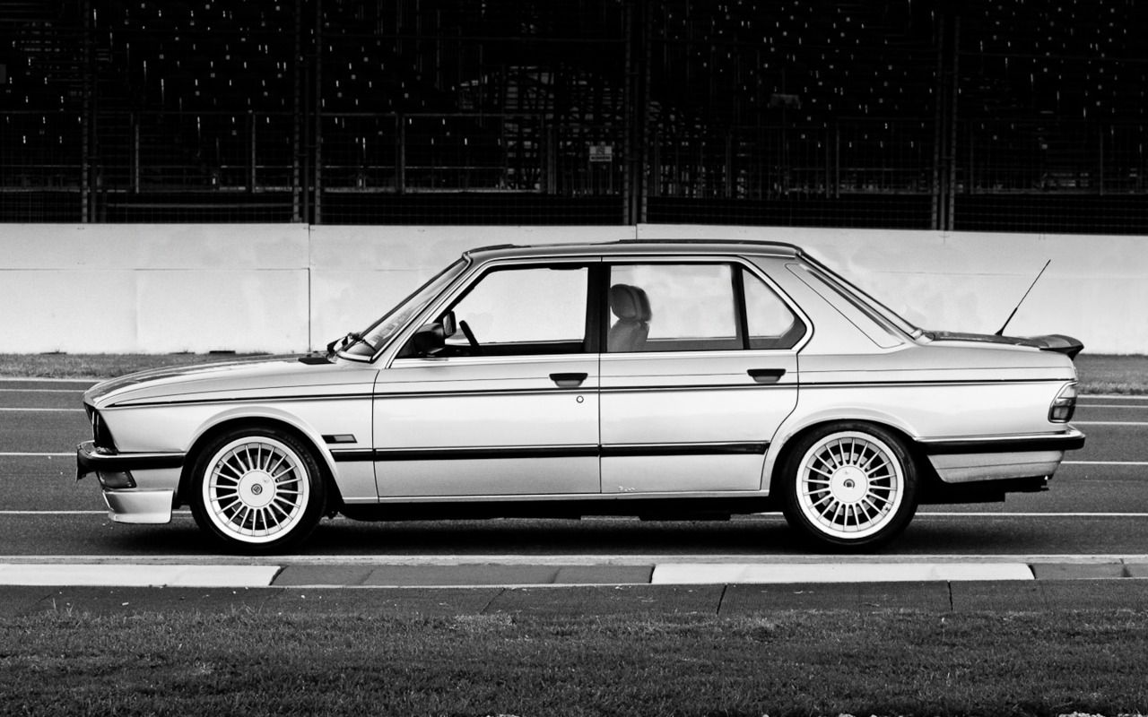e28 bmw 5 series with alpina wheels bmw the greats. Black Bedroom Furniture Sets. Home Design Ideas