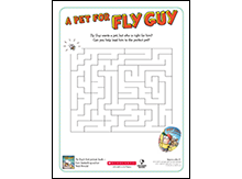 Fly Guy Enjoy Lols Friendship And Fantastic Learning Adventures Preschool Learning Activities Fly Guy Storytime Crafts