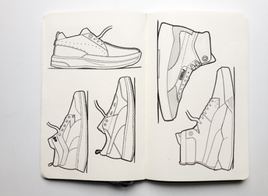 Tina Hyunki Choi on Behance | Designer sneakers, Shoe