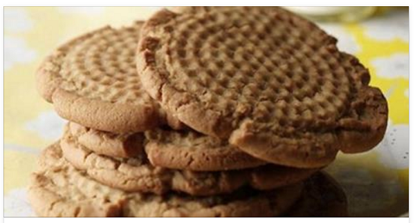 She Shares A Peanut Butter Cookie Recipe That Her Grandmother Wrote Down In 1942