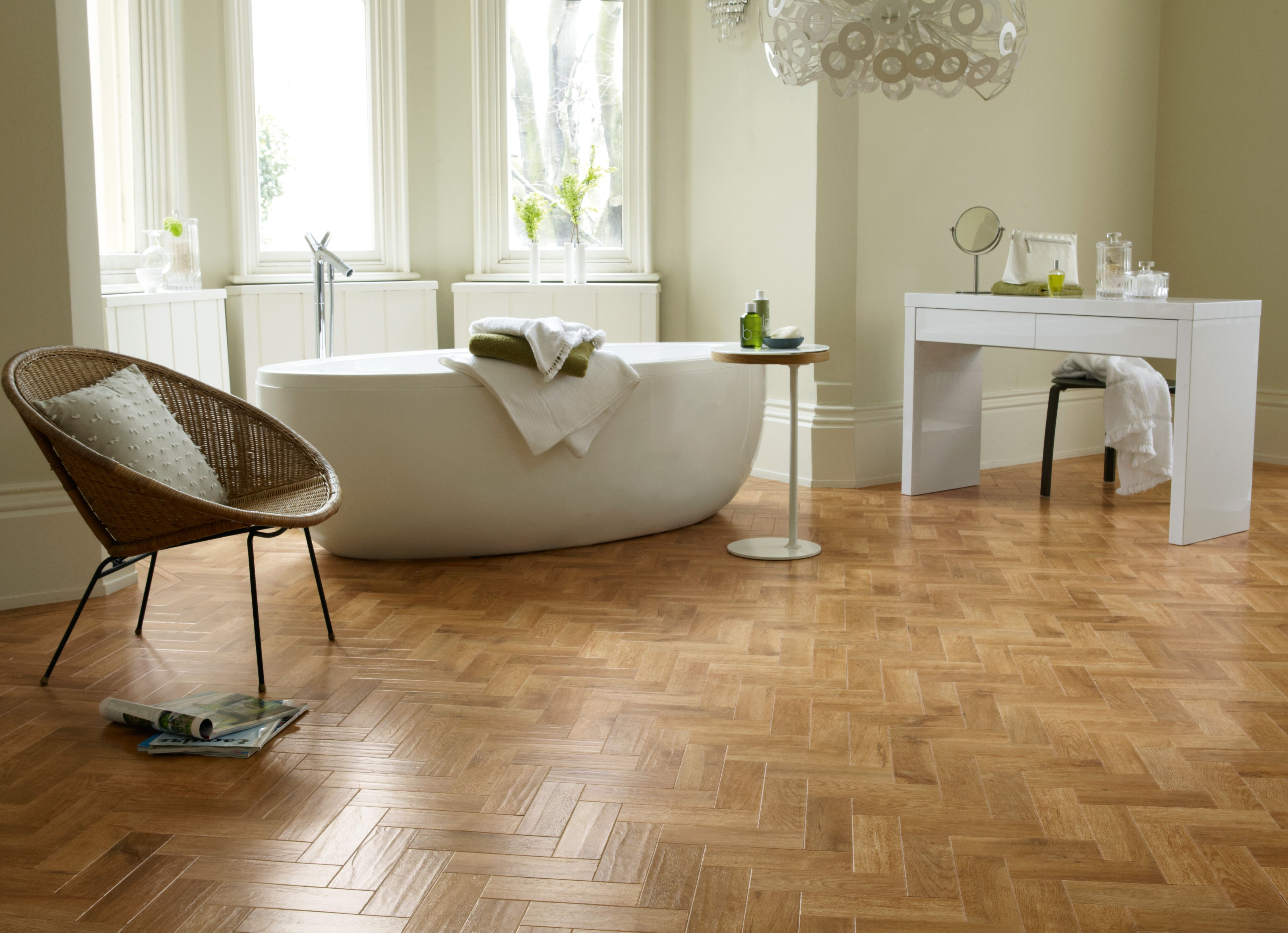Karndean Art Select Range AP01 Blond Oak Vinyl flooring
