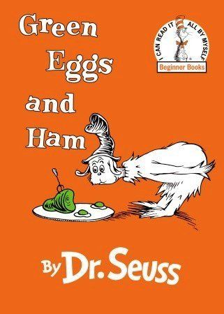 Green Eggs And Ham And Spam Dr Seuss Books Going Digital Green Eggs And Ham Beginner Books Green Eggs