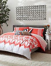 Hollyhock Ikat Bedding Collection Lord And Taylor 89 99