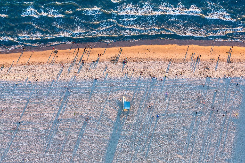 Santa Monica Beach by Joe Capra on 500px
