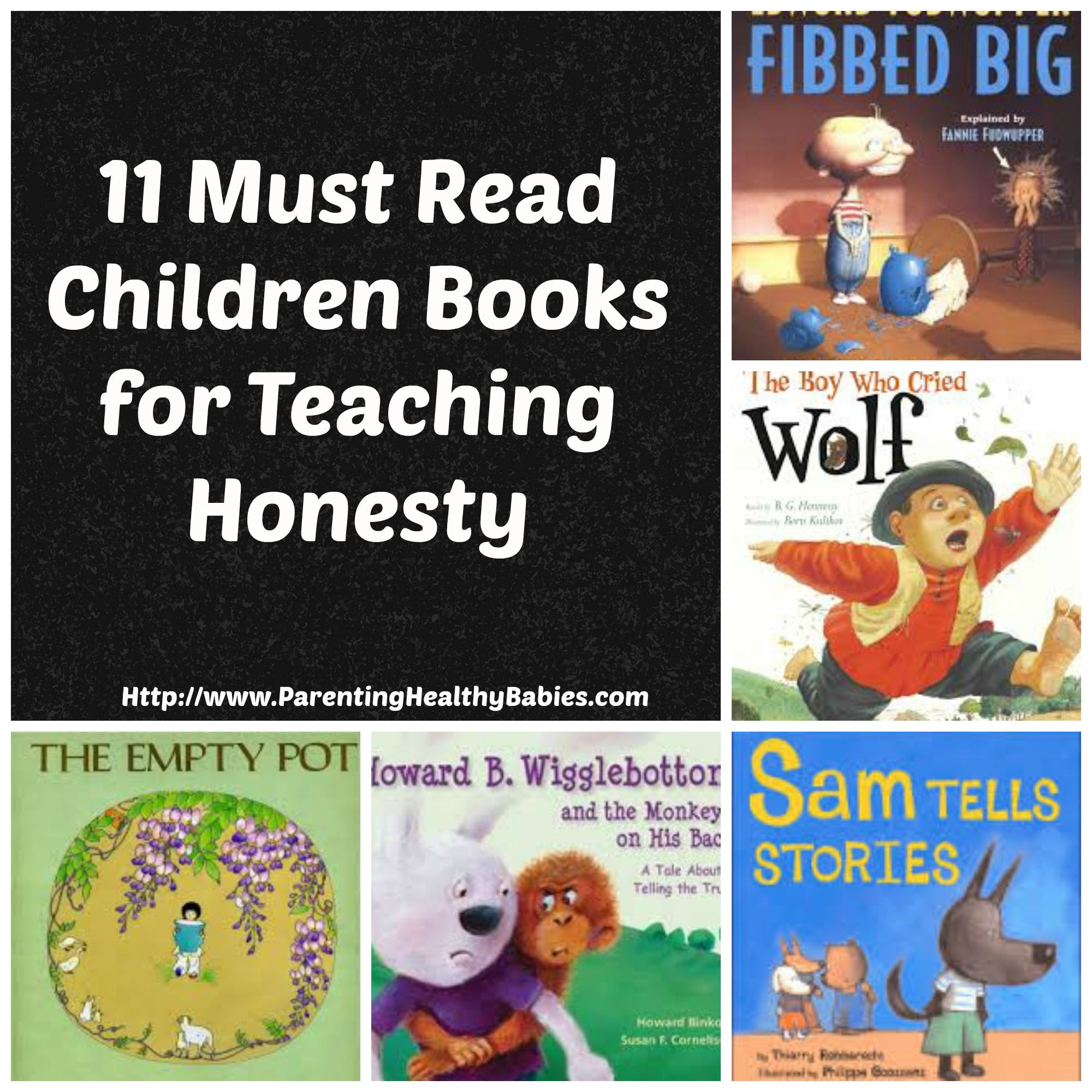 11 Must Read Book For Teaching Honesty To Children