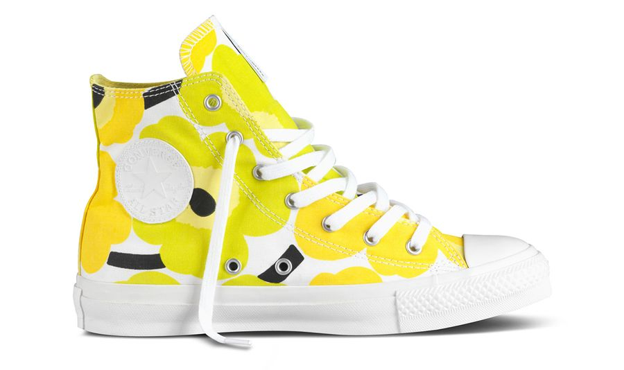 3b716b137109c2 Happy Feet  Converse x Marimekko Shoes Spring 2013 Photo Finland