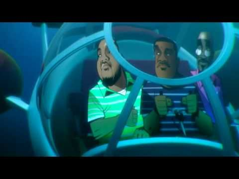 One of my top 5 fave music videos: Gorillaz - On Melancholy