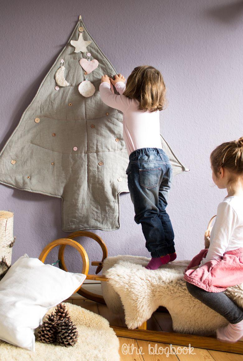 the blogbook.: Oh Tannenbaum, oh Tannenbaum... | Kinder-Weihnachts ...