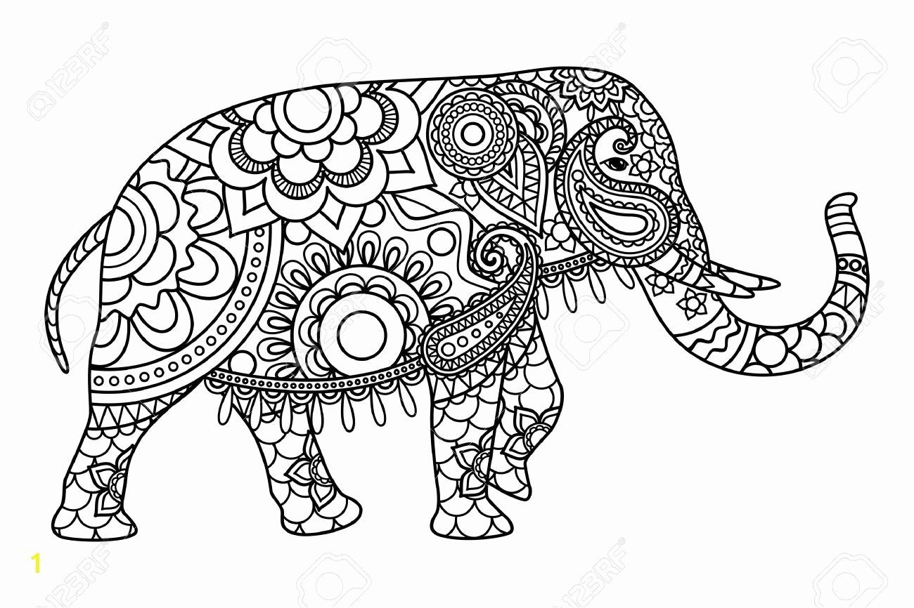 Elephant Coloring Pages Adults Unique Indian Elephant Coloring Pages Printable Elegant Color Page Elephant Coloring Page Elephant Icon Elephant Illustration
