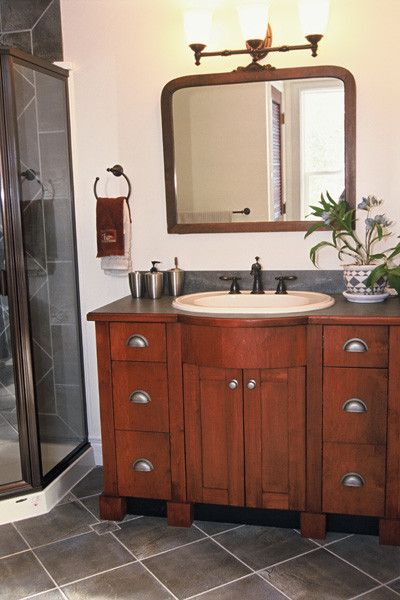 Not A Bad Vanity I Mean At Least It S A Bit Different And Interesting Without Being Weird Bathroom Vanity Cabinets Bathroom Custom Bathroom Cabinets