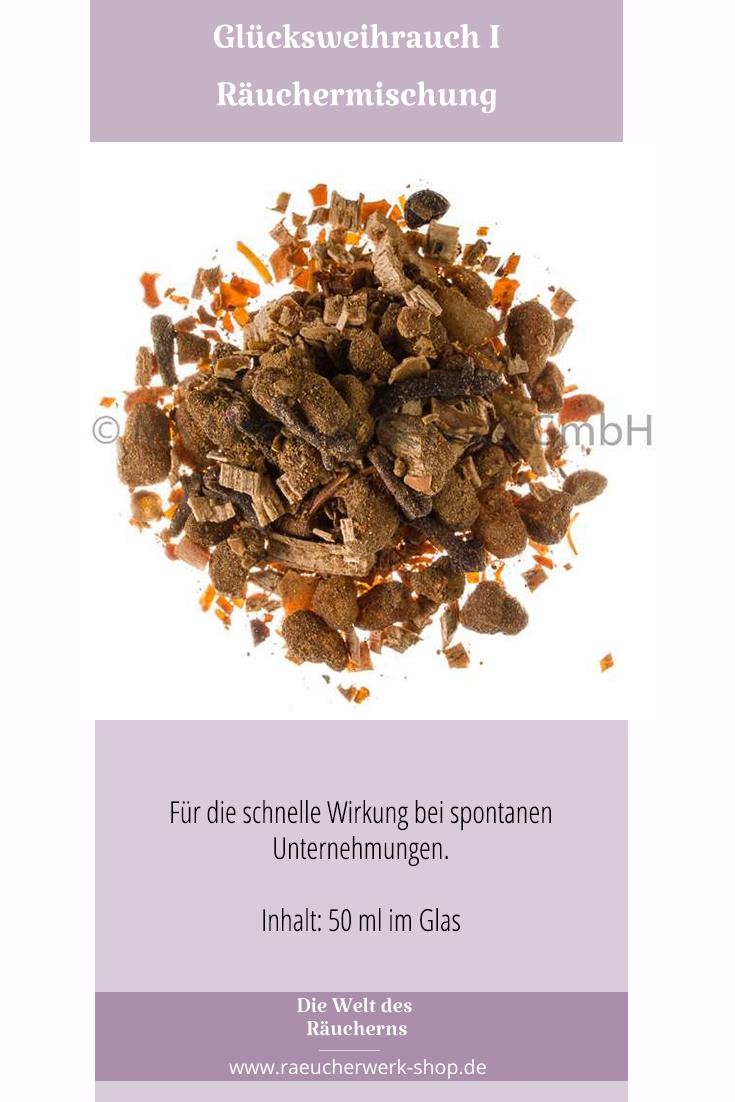 Glucksweihrauch I Rauchermischung Gewurznelken Raucherwerk Und Schnell