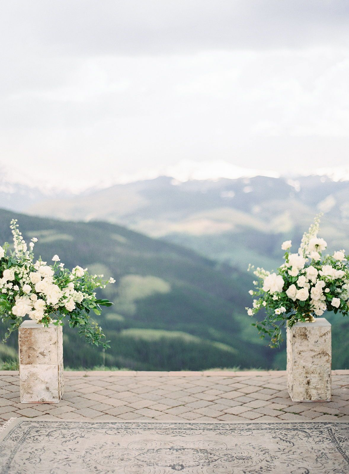 Ski Lifts Carried Guests Up, Up, and Away to This Couple's ...