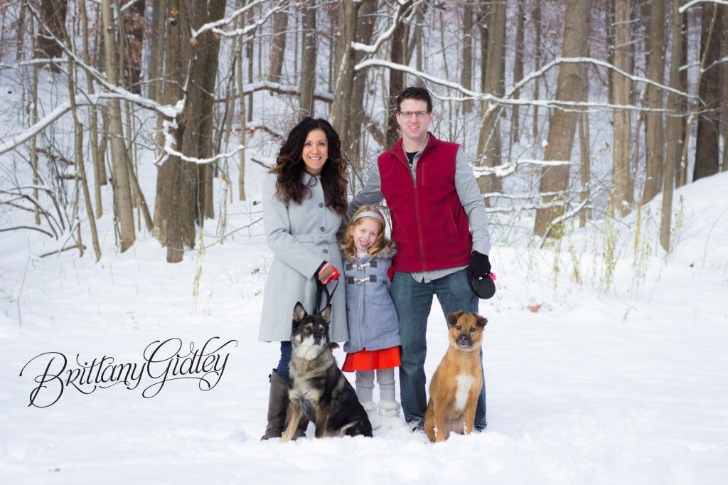 Winter Family Photography #winterfamilyphotography