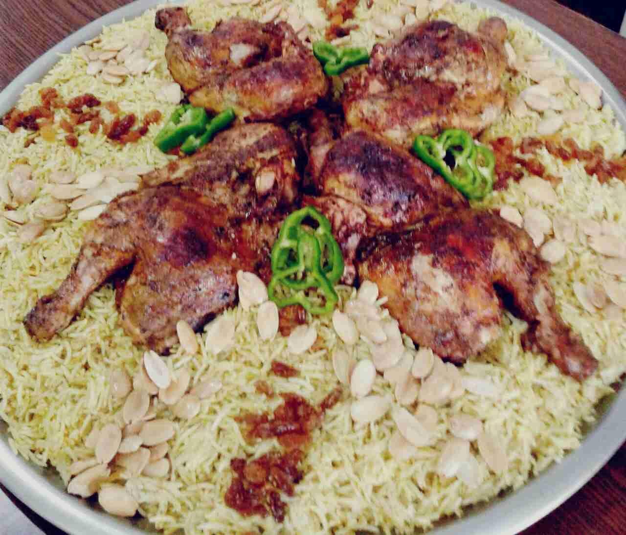 مندي دجاج بالفرن زاكي Recipe Love Food Food Arabic Food