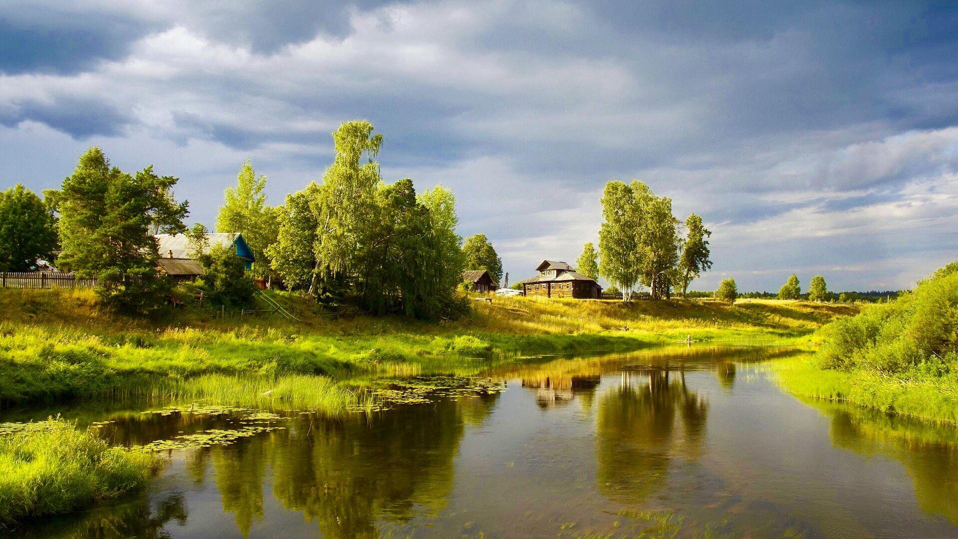 информацию, обои на рабочий стол лето в деревне россия зря среди вступительных