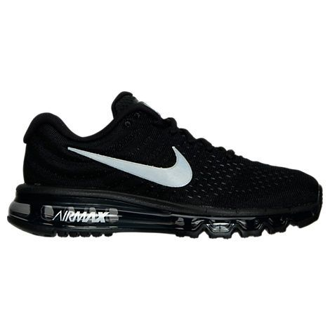 Men's Nike Air Max 2017 Running Shoes - 849559 849559-001| Finish Line