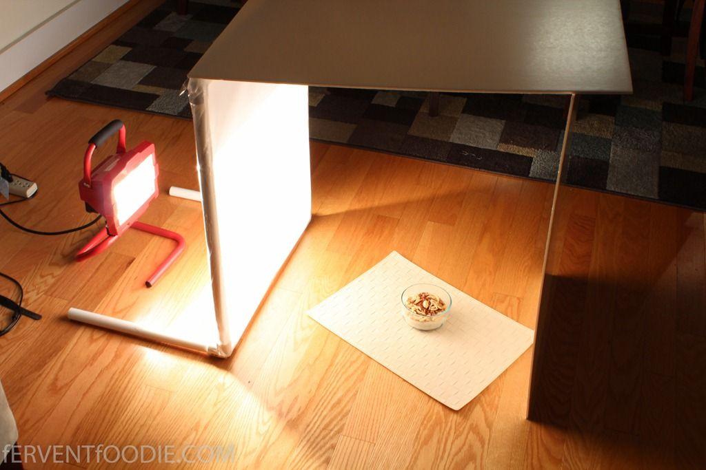 DIY Photography Light Diffuser Nice Ideas