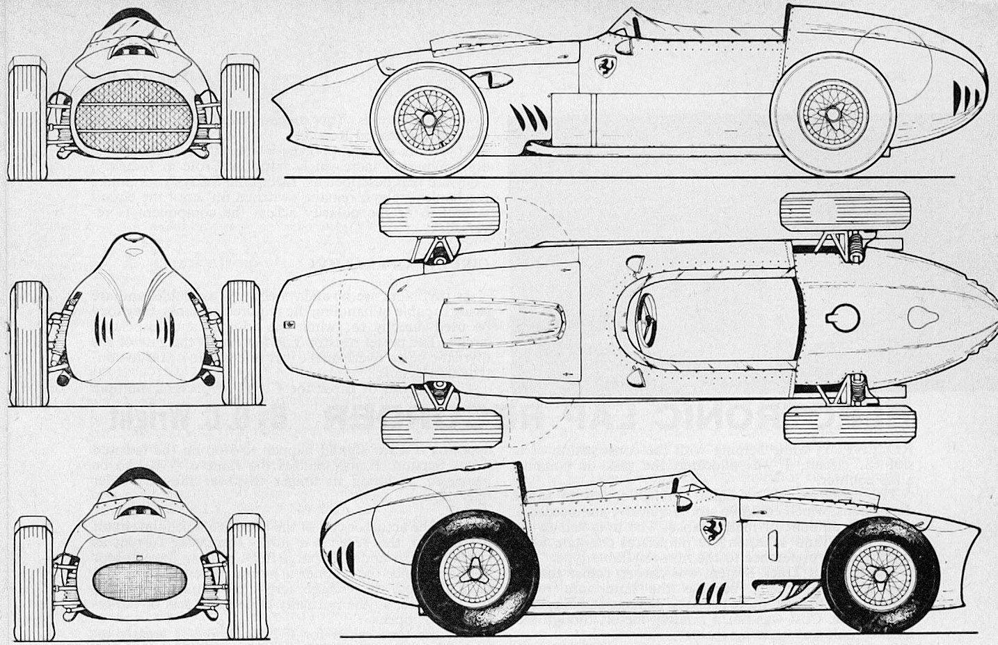 Ferrari 256 F1