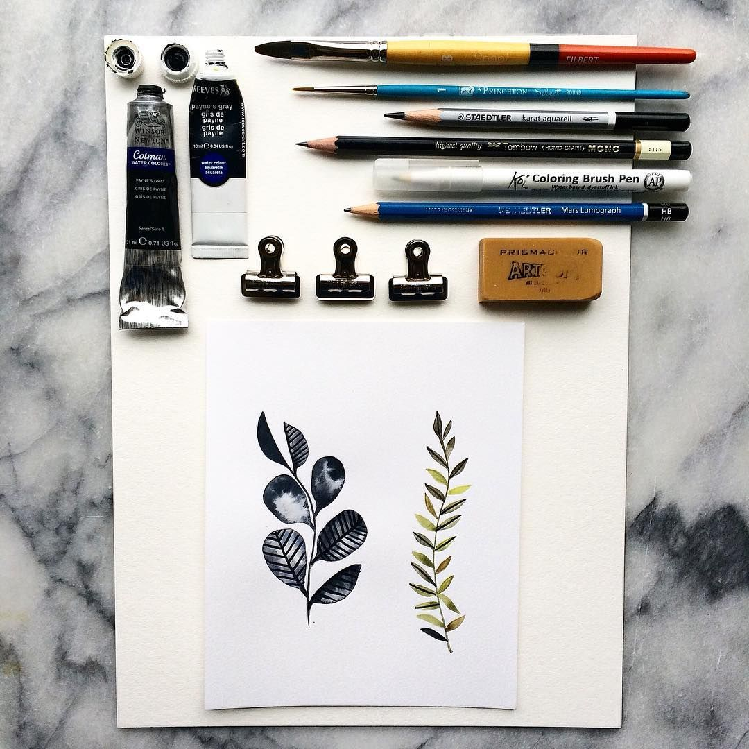 Artist Illustrator Watercolor Classes At 206 547 1002