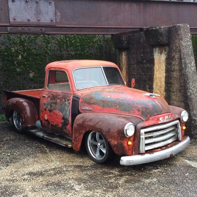 Antique Rat Rods Truck Gmc Trucks Classic Pickup Trucks