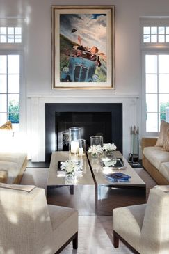 Pembroke And Ives Living Dream Home Pinterest Traditional