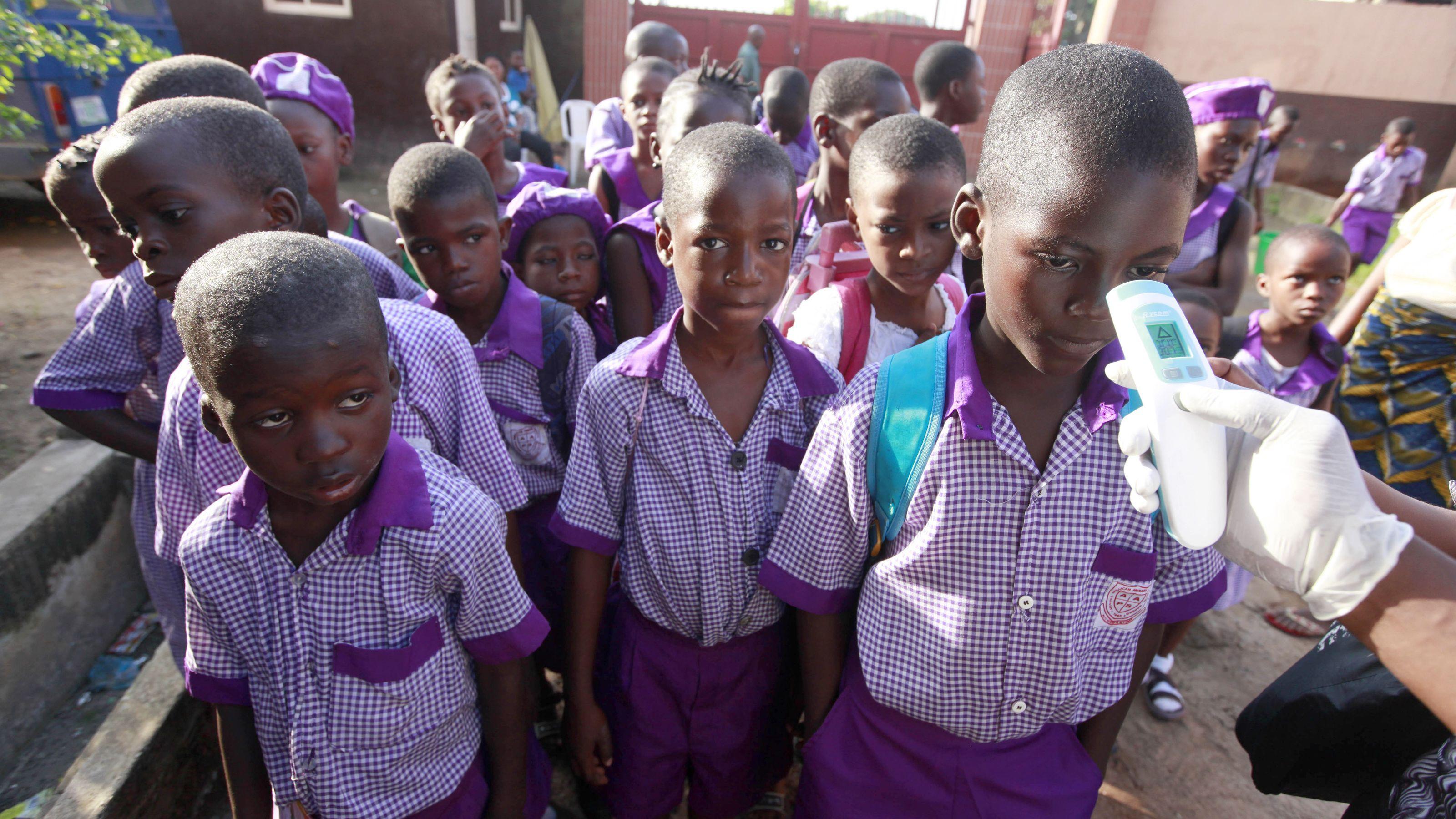 Nigeria succeeds at containing Ebola Ebola outbreak