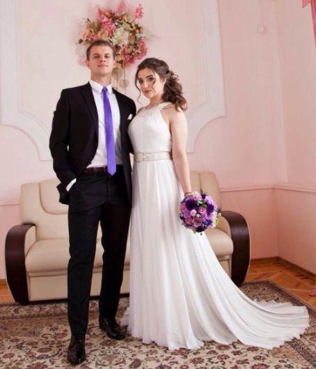 Aliya Mustafina And Alexey Zaitsev Fashion Wedding