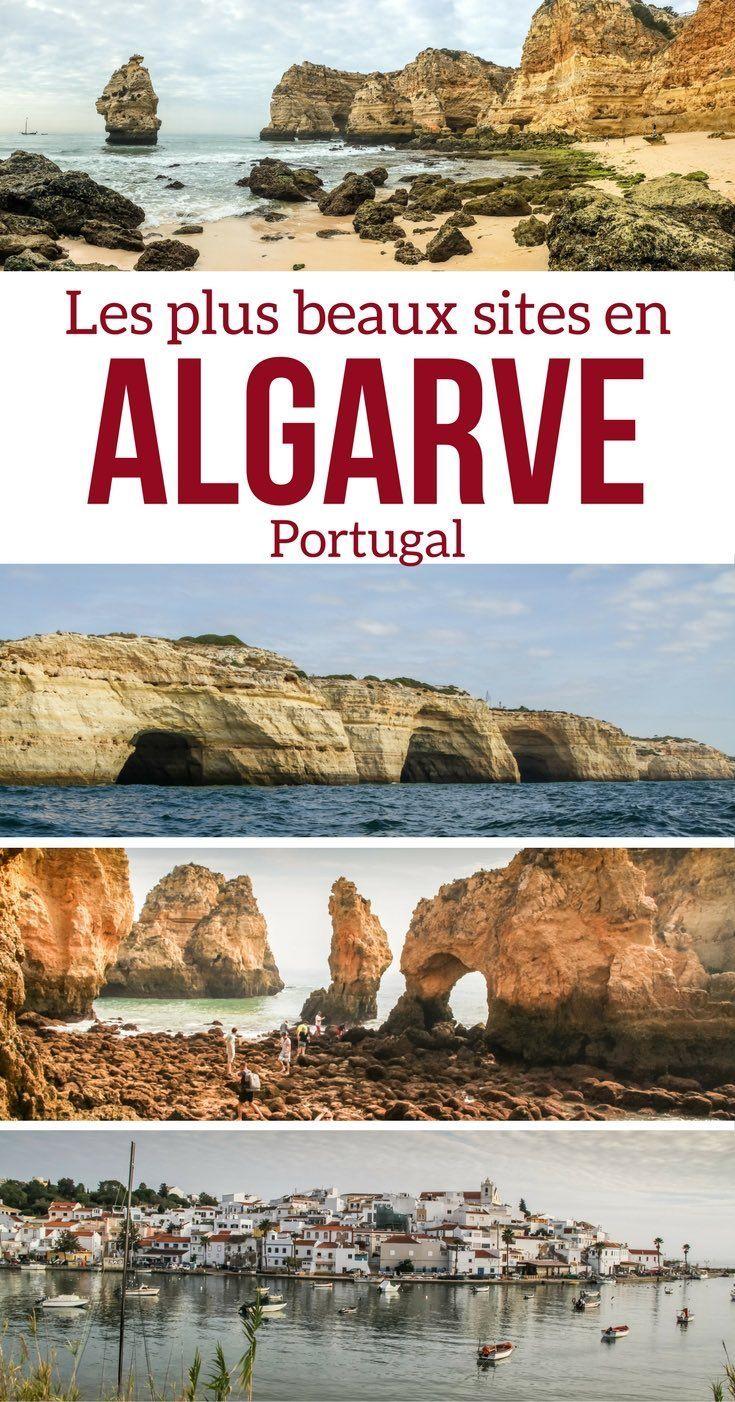 Les plus beaux sites de lAlgarve Portugal pour votre itinéraire (photos + video)