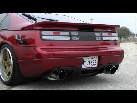 Acura NSX vs Nissan 300ZX - YouTube | videos de nuevos autos ... on