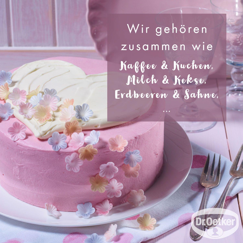 Kleine Ombre Torte Mit Herz Rezept Lebensmittel Essen Kaffee Und Kuchen Torten