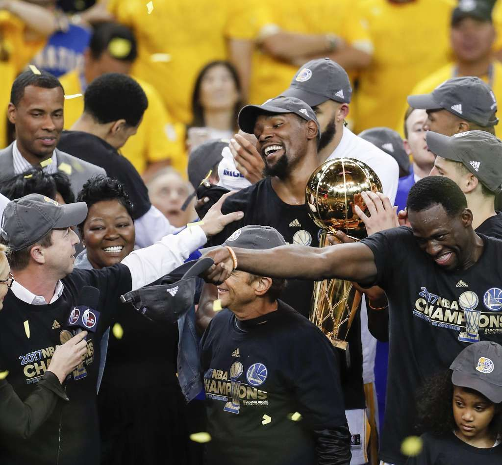 Warriors Apparently Celebrated Victory With $360,000 Worth