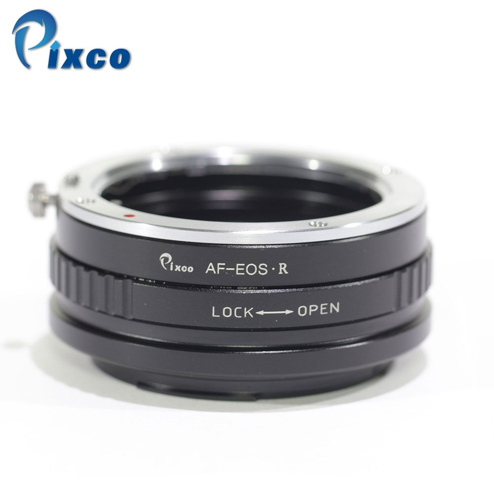 Pixco Lens Mount Adapter Ring Suit For Canon FD Lens to Canon R