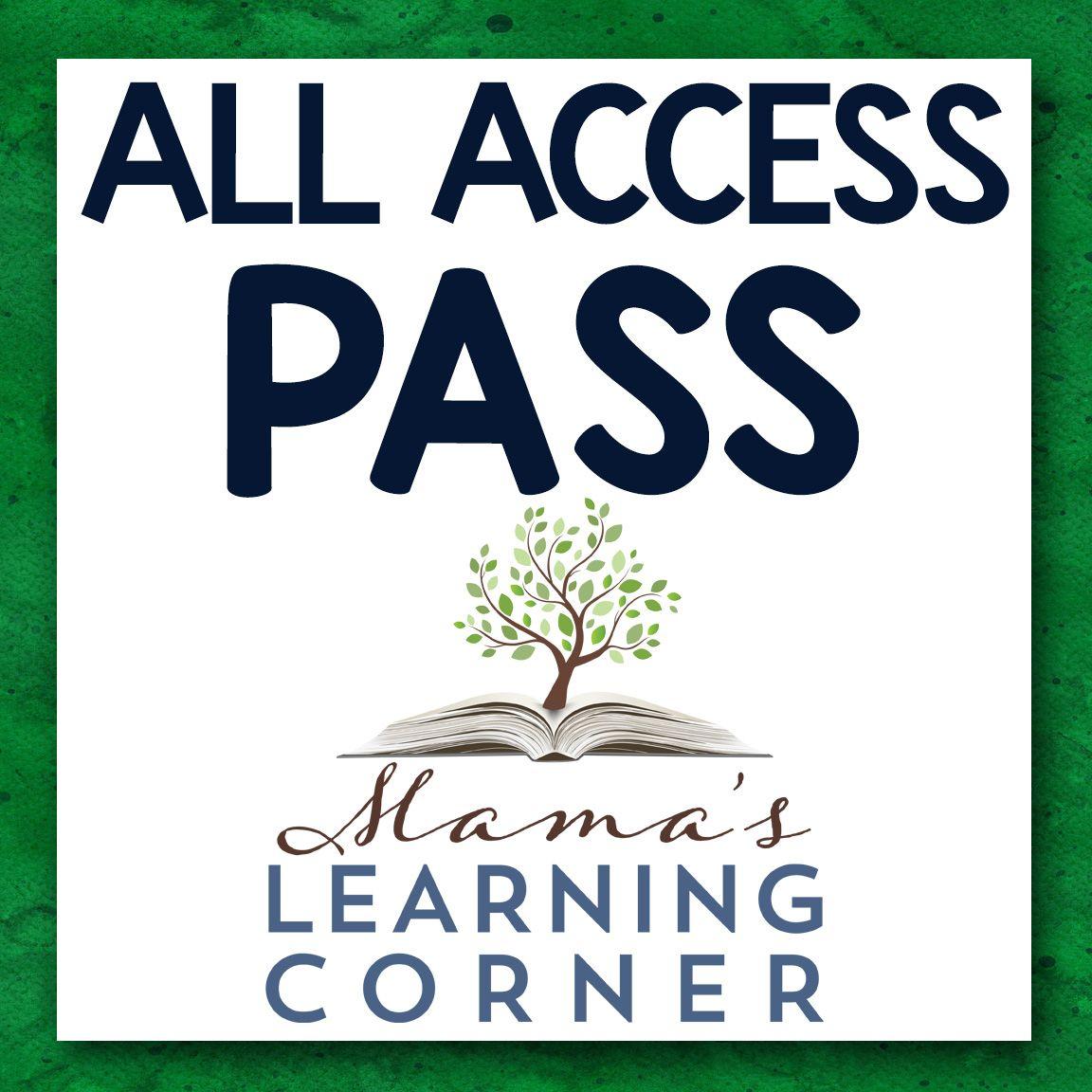All Access Pass Membership